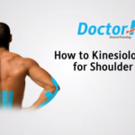 How to kinesiology tape for shoulder pain
